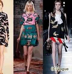 2016年秋は「アニマルプリント」が流行。ざっくりファッション解説!