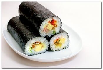巻き寿司 巻き方 コツ