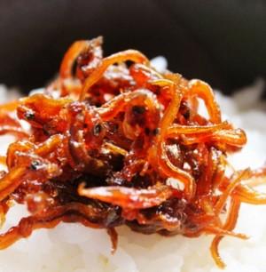 いかなごのくぎ煮の作り方を5分で。山椒入りで美味しい!