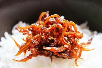 いかなごのくぎ煮 作り方 山椒