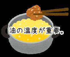 片栗粉 揚げ物